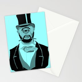 The Greatest Mustache Unknown to Man Stationery Cards