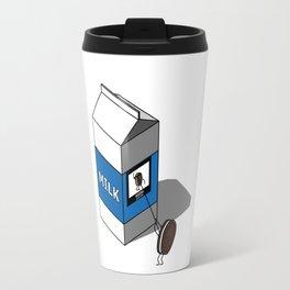Missing Oreo Milk Box Travel Mug