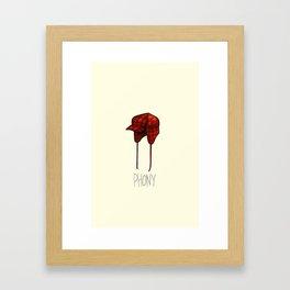 Holden (1) Framed Art Print