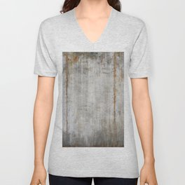 Concrete Wall Unisex V-Neck