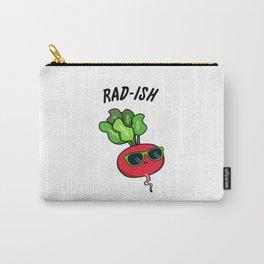 Radish Cute Veggie Pun Carry-All Pouch