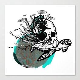 Sea Rules Canvas Print