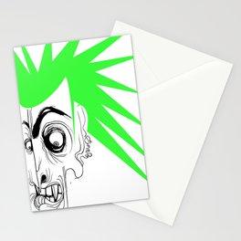 Hey, Punk! Stationery Cards