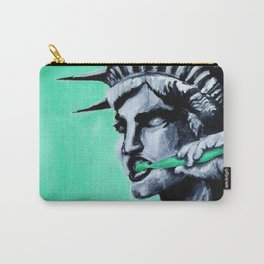 Liberty and Fluoride Carry-All Pouch