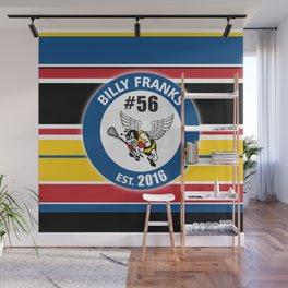 Remembering Billy Franks Wall Mural