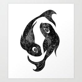 Pisces Kunstdrucke