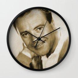 Jack Lemmon Wall Clock