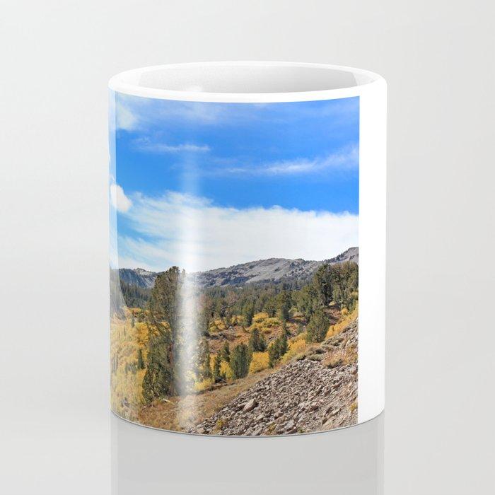 Mt Rose Coffee Mug