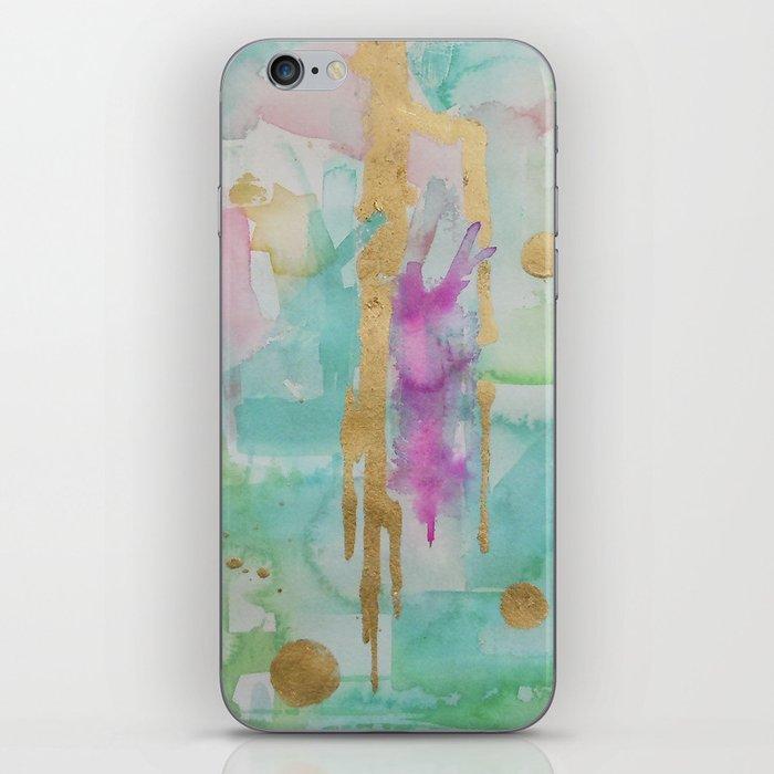 Mint Macaroon iPhone Skin
