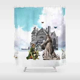 Charity  Shower Curtain