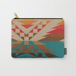American Native Pattern No. 81 Carry-All Pouch