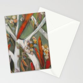 Australian Ghost Gums Stationery Cards