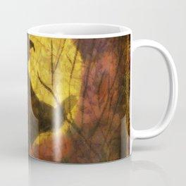 Witch on Moon Coffee Mug