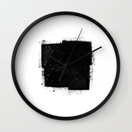 The fourth wall Wall Clock