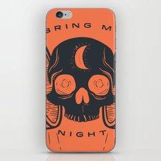 Kill the Sun, Bring Me Night iPhone Skin