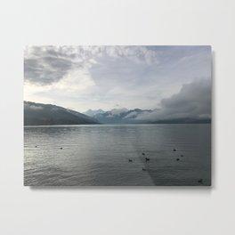Scottish Isle Metal Print