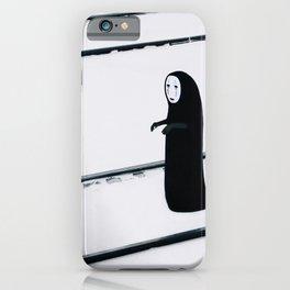 No Face iPhone Case