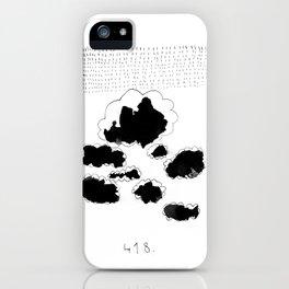 418 iPhone Case