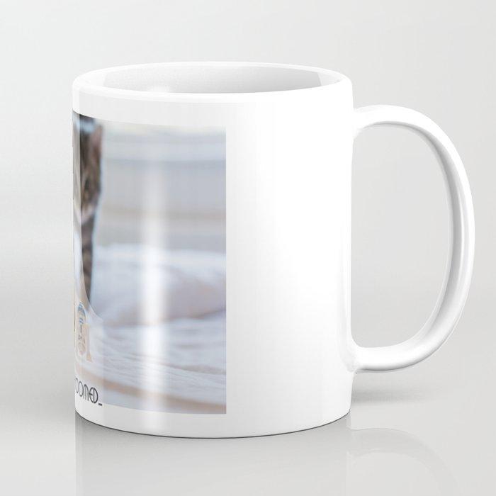 We Re Doomed Wide Coffee Mug By Lukecallow