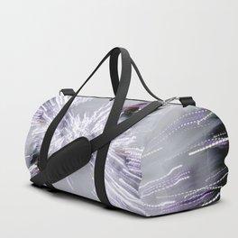 Snow Sparkle Burst Duffle Bag