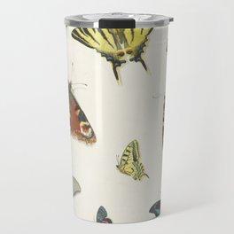 Ensemble de papillons  {II/II} Travel Mug