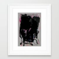 tangled Framed Art Prints featuring Tangled by Georgiana Paraschiv