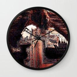 Aimus & Anima Wall Clock