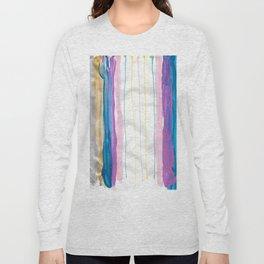 Lines Team Acrylic Long Sleeve T-shirt