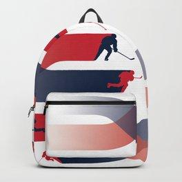 Capitals Breakaway Backpack