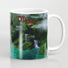Tale of the Red Swans Mug