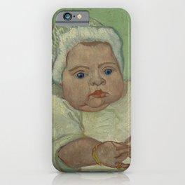 Portrait of Marcelle Roulin iPhone Case