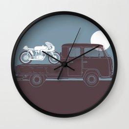furgoncino Wall Clock