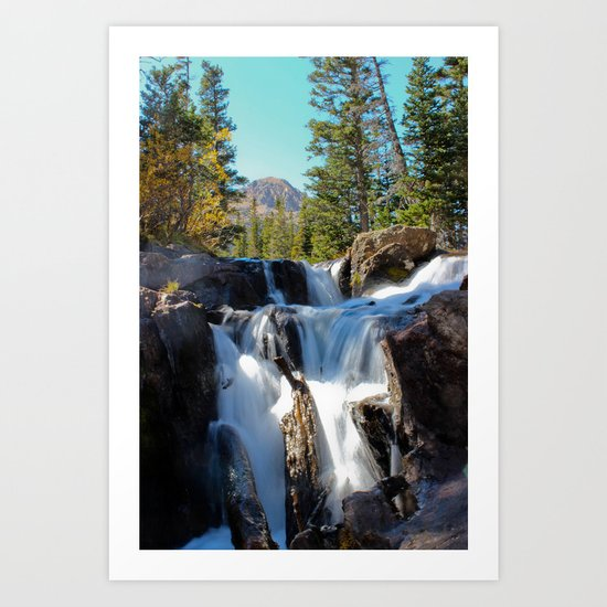 Peaceful Serenity  Art Print