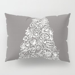 A Christmas tree in New Zealand Pillow Sham