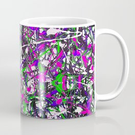 Neon Jungle Coffee Mug
