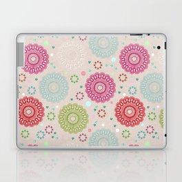 Lace&Rosaces Laptop & iPad Skin