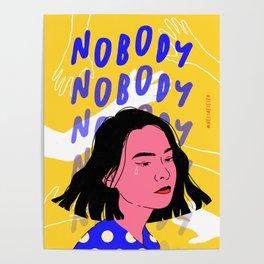 Nobody Nobody Nobody ~ Mitski Poster