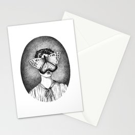 Caterpillar Stationery Cards