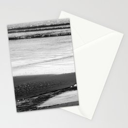 Standoff At The Beach Stationery Cards