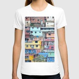 Venezuelan Tetris T-shirt