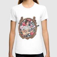 vampire weekend T-shirts featuring Ezra Koenig of Vampire Weekend by Jesse Knight