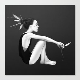 Skyling Canvas Print