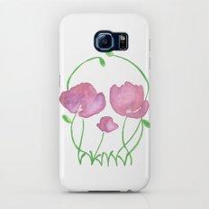 Tulip Skull Galaxy S7 Slim Case