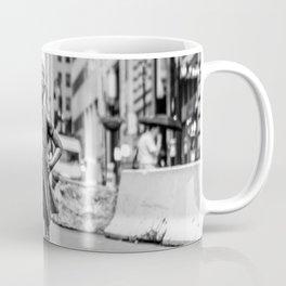 Fearless Girl NYC Coffee Mug