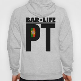 Portugal Bar•Life Hoody