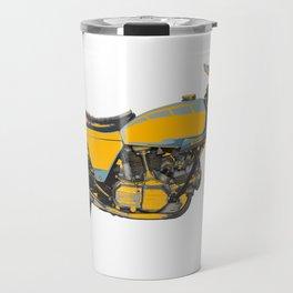 Motorcycle 10HP  Travel Mug