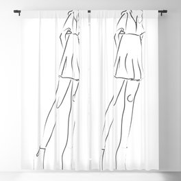 Vanity 11 Blackout Curtain