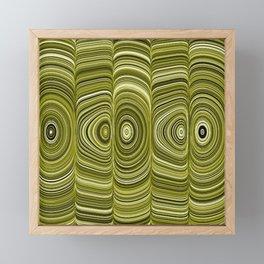 Electric Field Art XXXIII Framed Mini Art Print