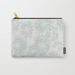 Flower Style Pattern XXXVI Carry-All Pouch
