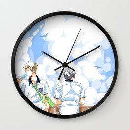 Free! Summer Vibe Wall Clock